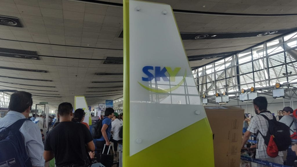 Honest Sky Airlines Chile review: Worse than Ryanair?