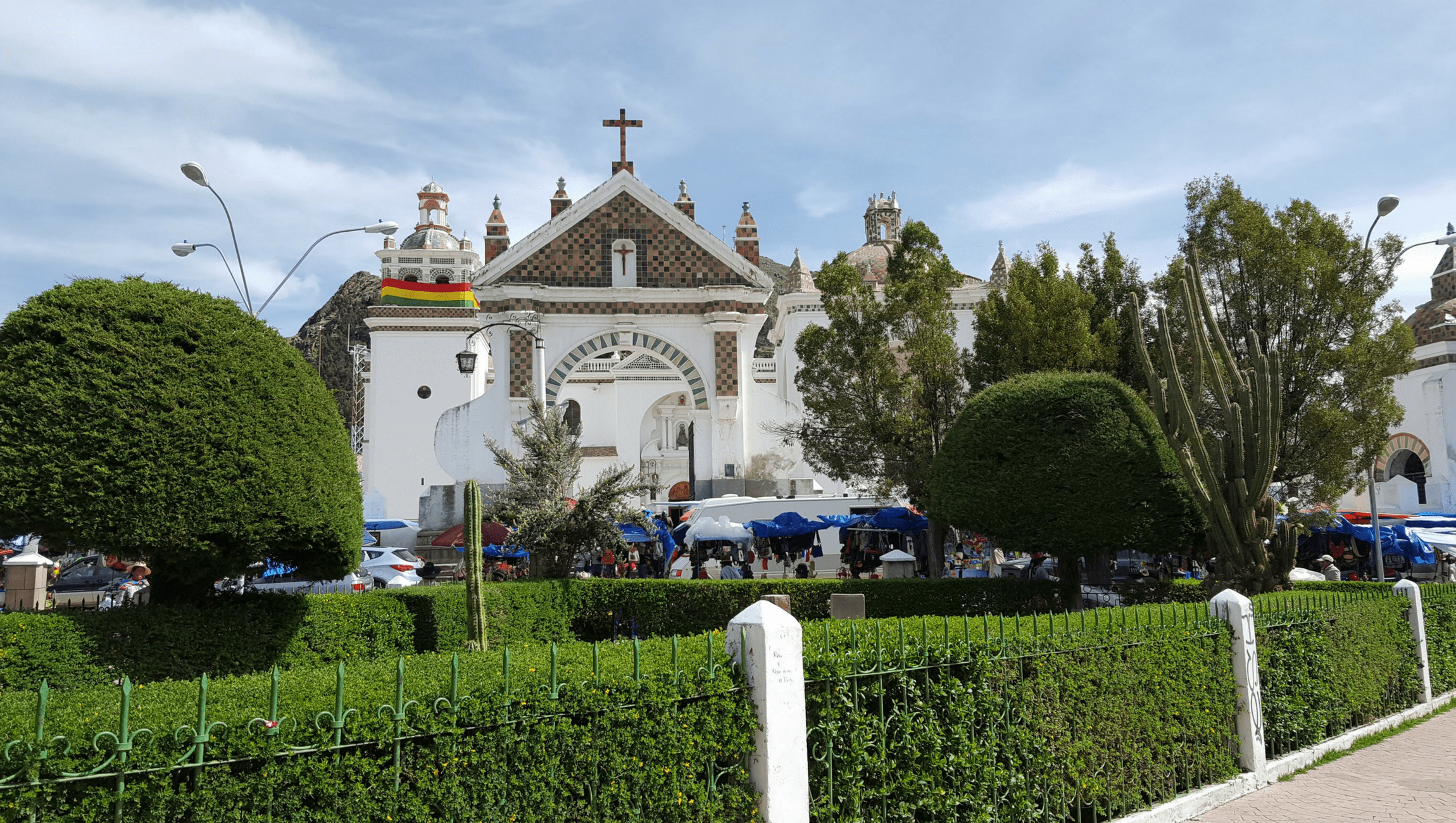 church bolivia