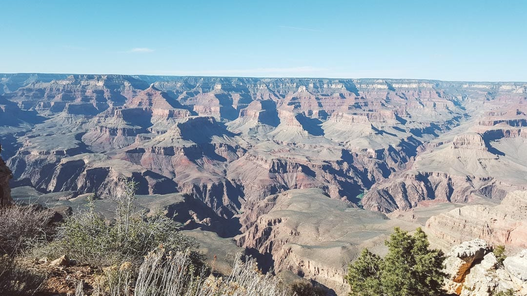 Best View Grand Canyon South Rim Trail Hike