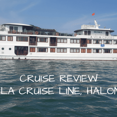 Review of La Vela Cruises – Visiting Halong Bay in style