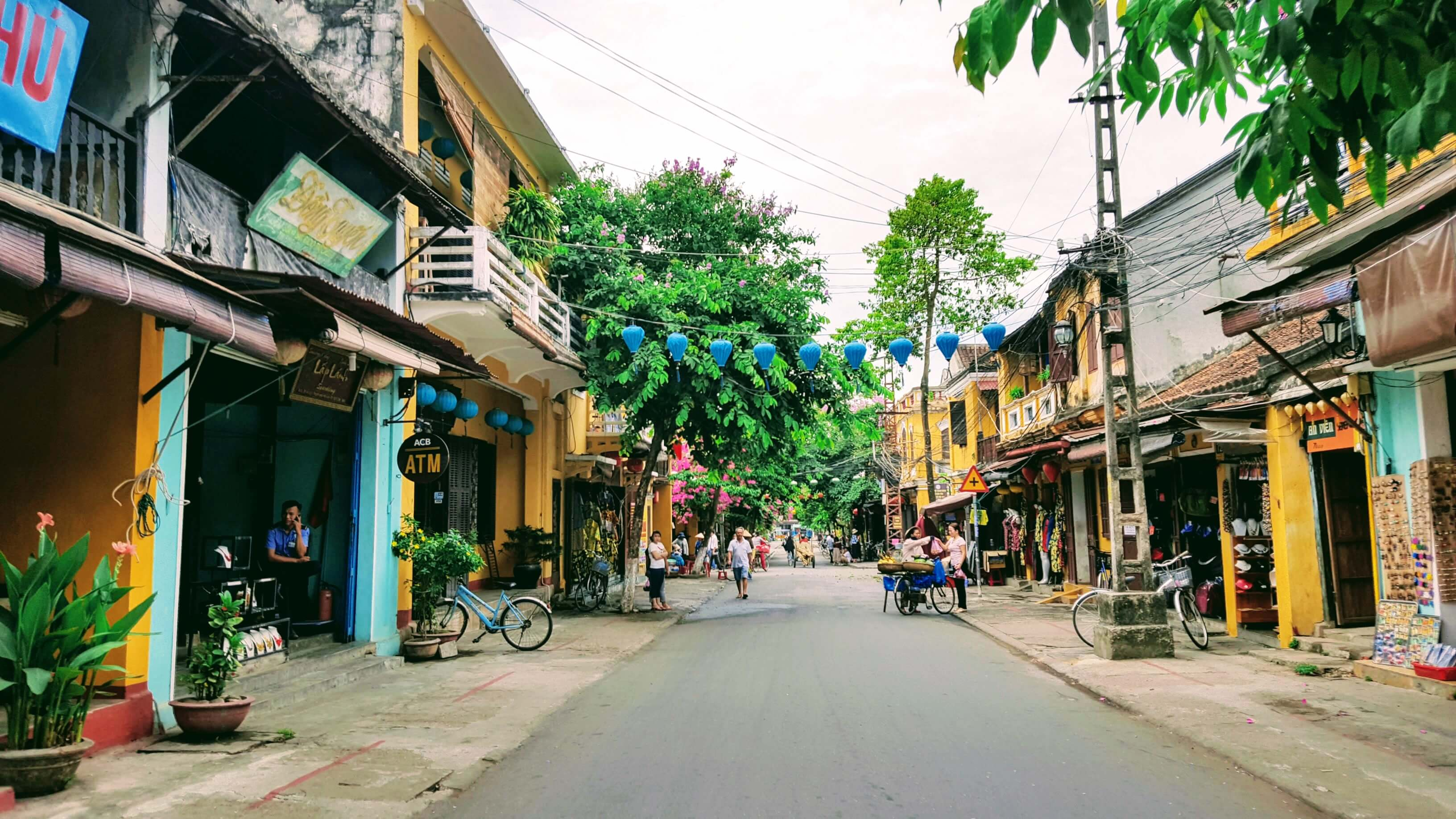 An-image-showing-the-ancient-town-of-HoiAn-one-of-the-best-things-to-do-in-HoiAn
