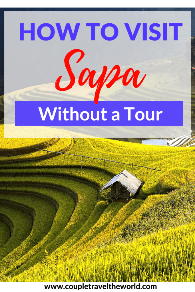 How to visit Sapa Vietnam without a tour