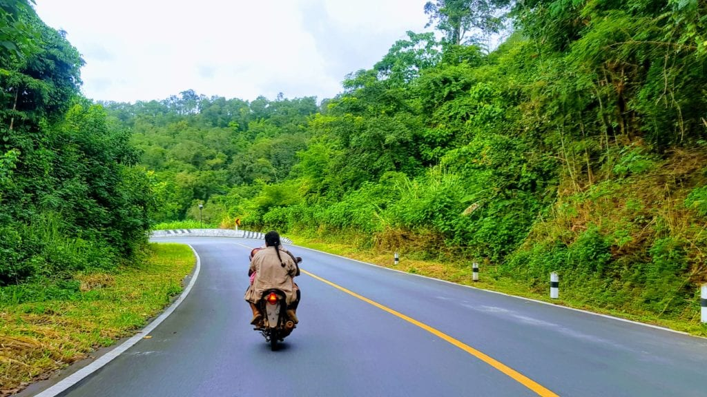 An-image-showing-the-best-place-to-rent-a-motorbike-Chiang-Mai