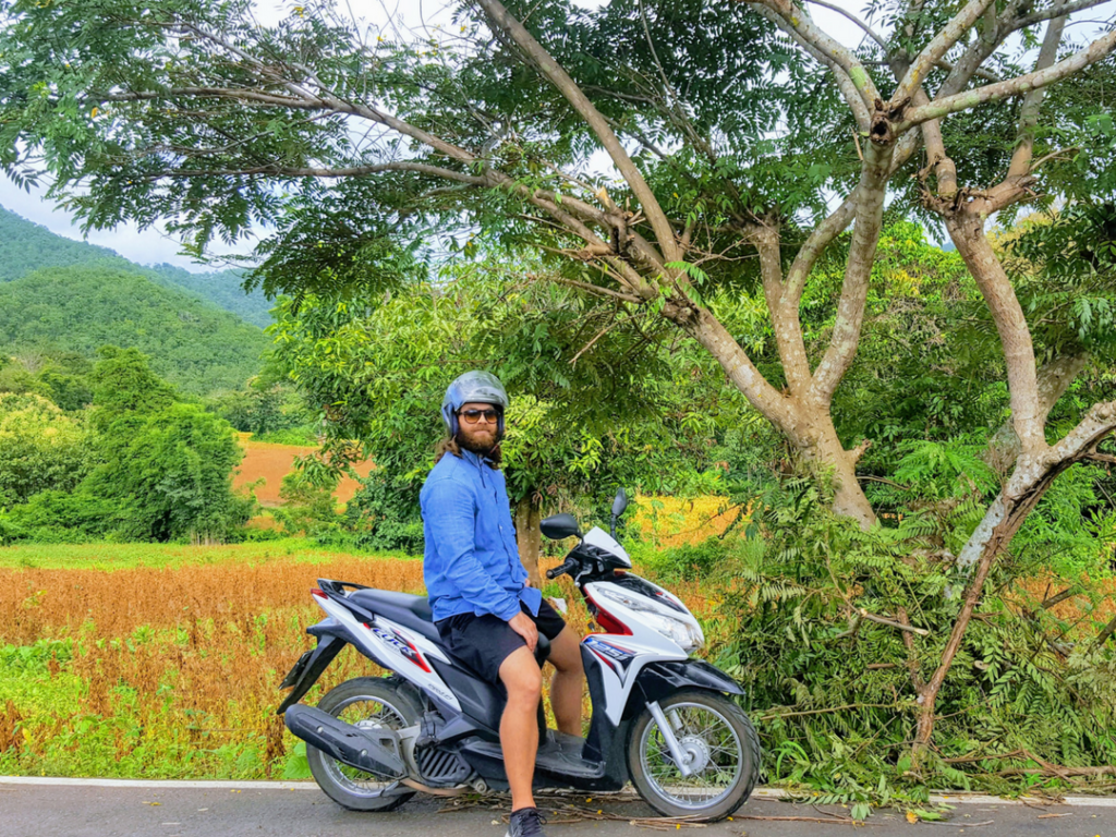 Best place to Rent a Motorbike in Chiang Mai