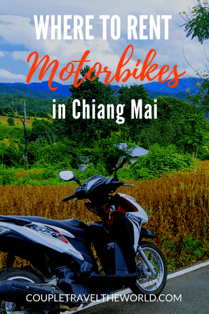 An-image-showing-where-to-rent-motorbikes-in-Chiang-Mai