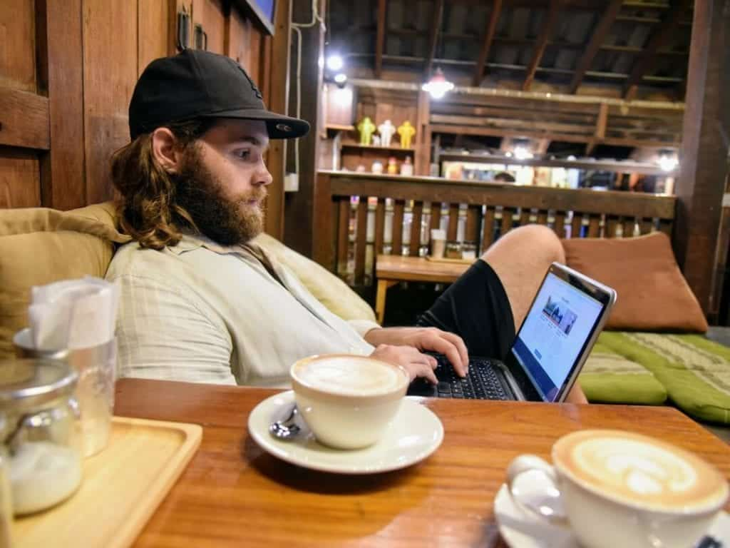 Best Coffee Pai (and best cafes with Wifi to work)