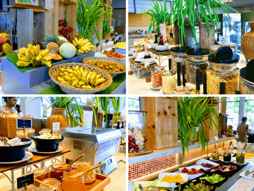 An-image-of-the-breakfast-buffet-at-Deevana-Plaza