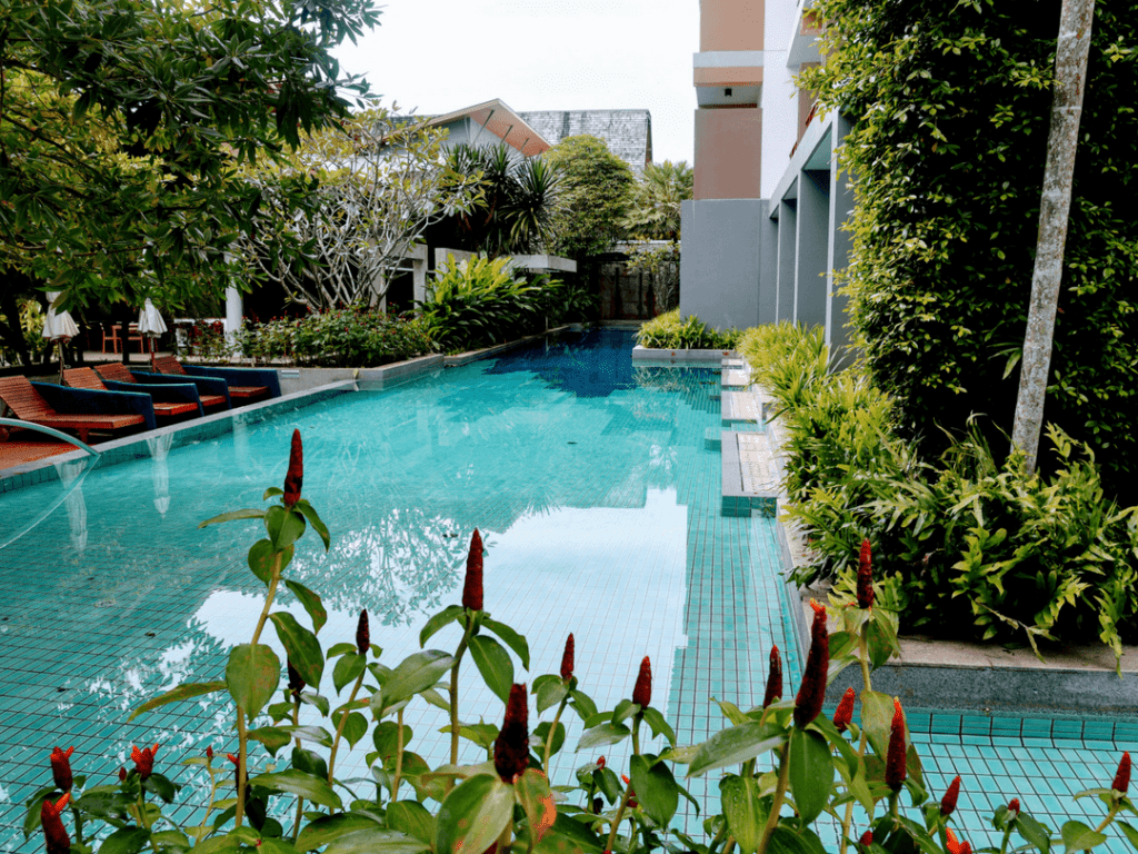 Deevana Plaza Krabi Review | a Blissful hotel experience in Aonang