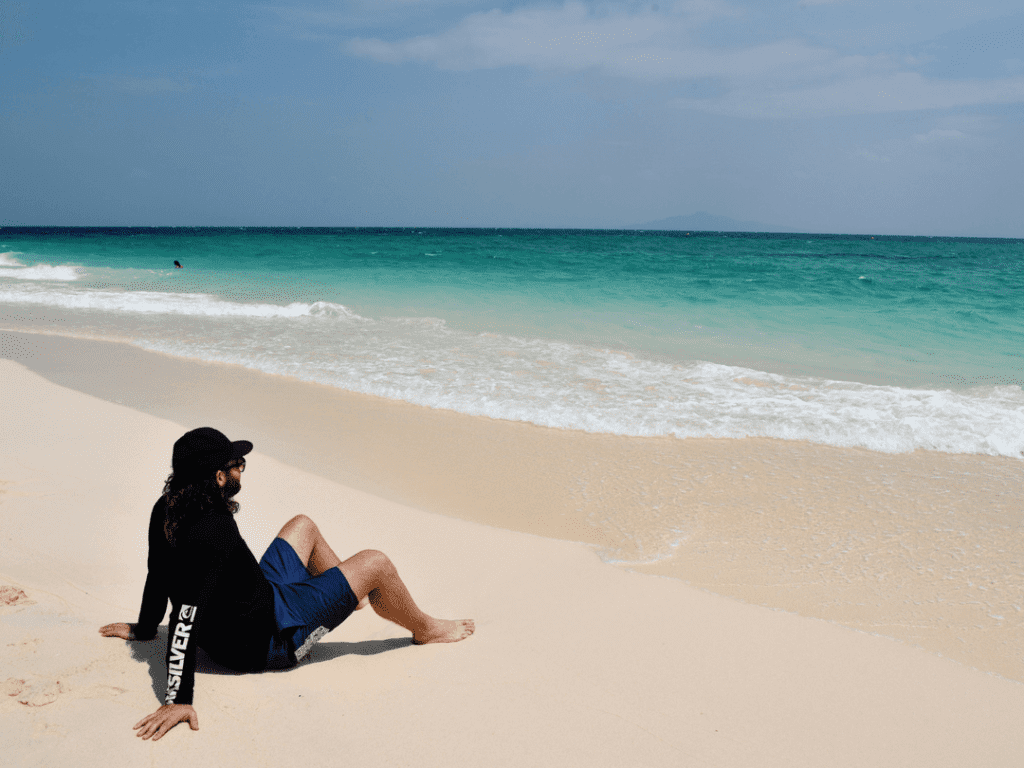 An-image-of-Bamboo-Islan-a-daytrip-from-Phi-Phi-Island