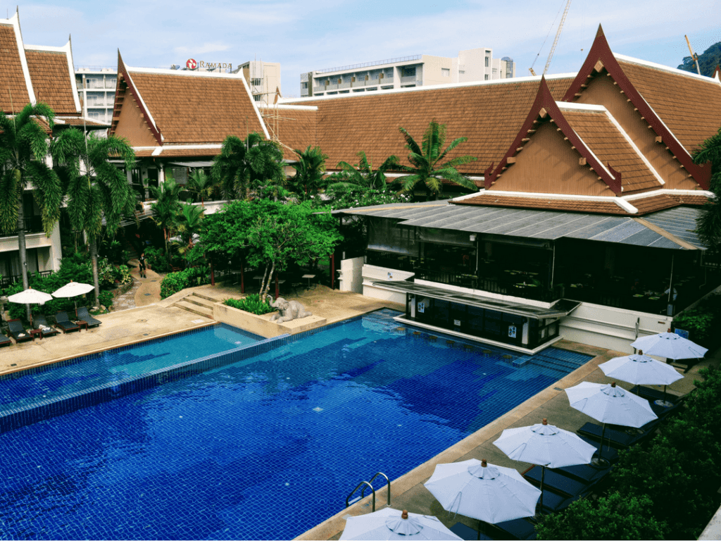 An-image-showing-a-thai-luxury-hotel-Patong-Beach