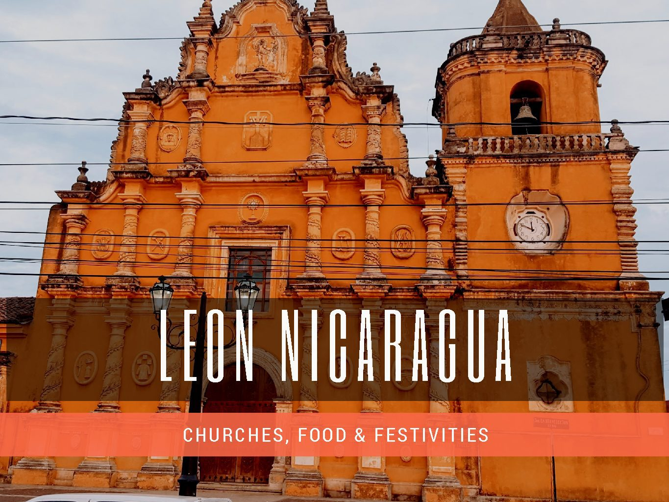 Where to Stay in Leon Nicaragua?