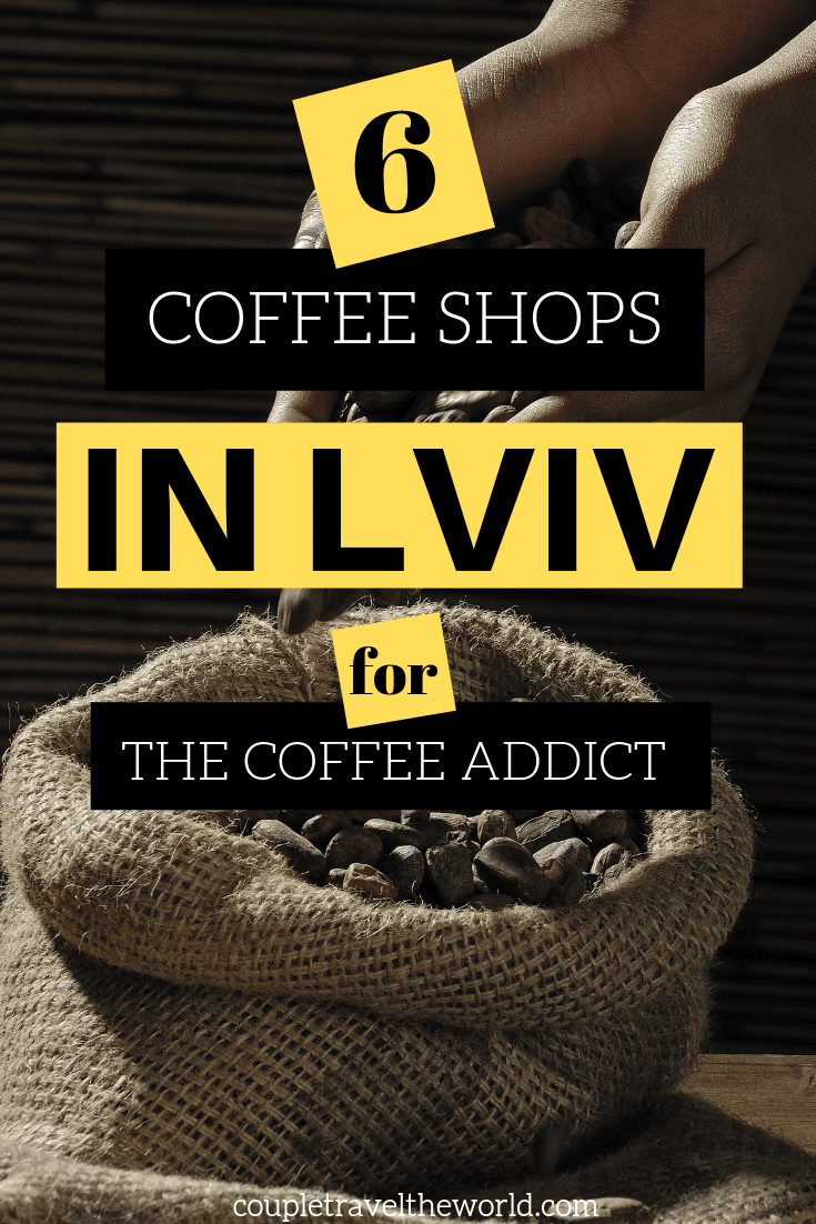coffee in lviv - great cafes to visit