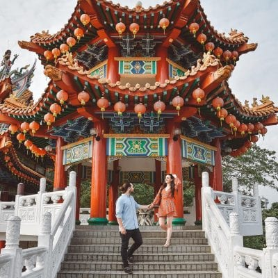 Thean Hou Temple  | Kuala Lumpur's Most Instagrammable Temple