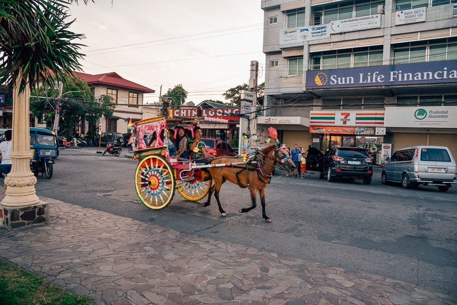 How to get around Dumaguete