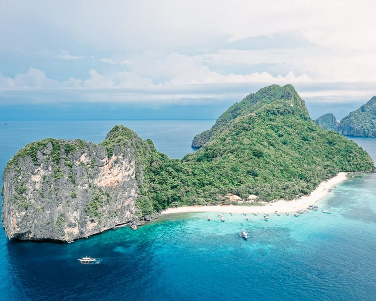 Which is the best El Nido Tour? – A, B or C (a Photo Guide)