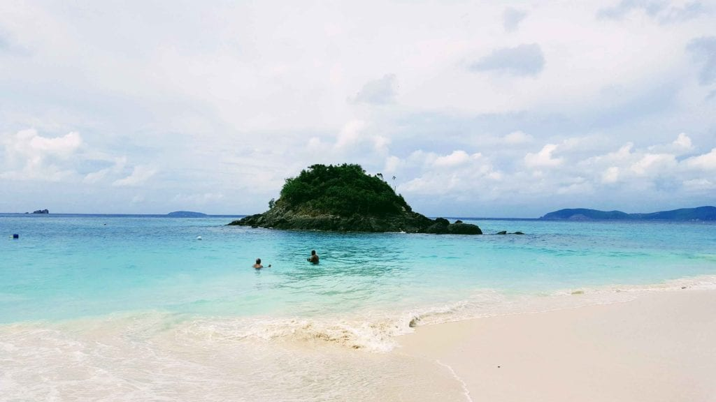 Why we loved the Virgin Islands (and our favourite beach)