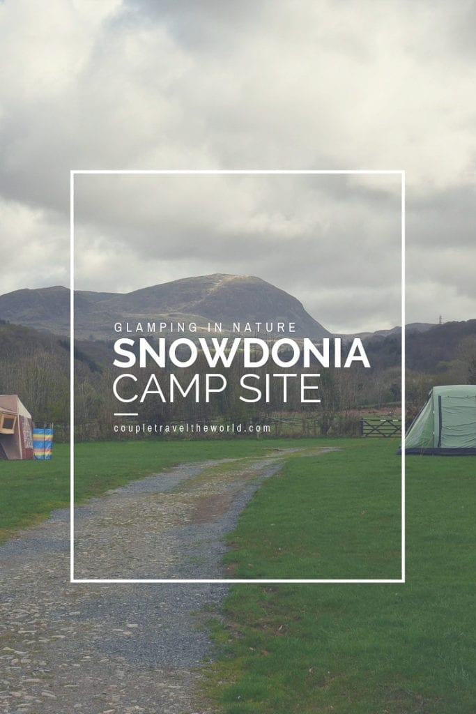 Camping in Snowdonia National Park