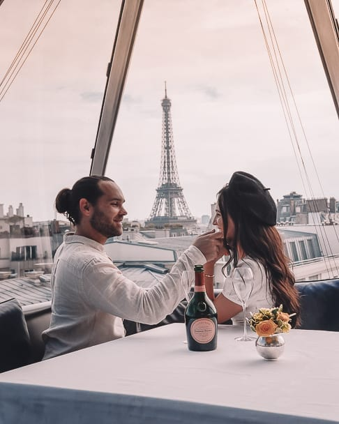 Instagrammable-paris-romantic-lunch