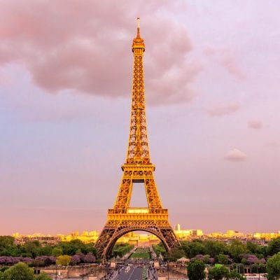 Which hashtags to use for Paris & France?
