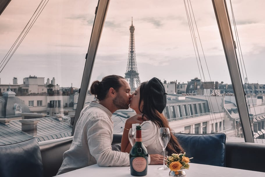 Romantic Things to do in Paris for Couples OTHER than the Eiffel Tower!