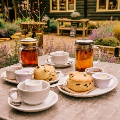 5 Charming Places to enjoy Scones in Cambridge