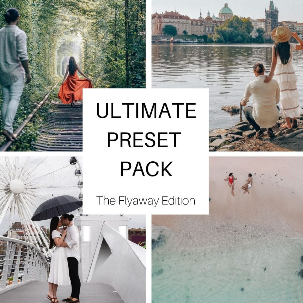 Instagram Lightroom Presets for Bloggers
