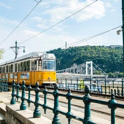 Budapest to Bratislava Train | Traveling with a Eurail Pass