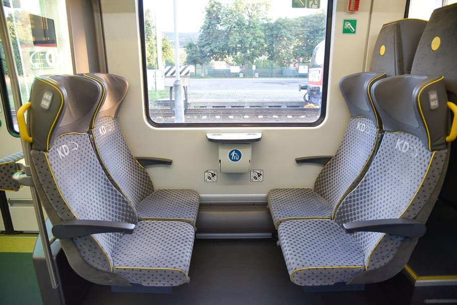 seats-wroclaw-train-from-prague
