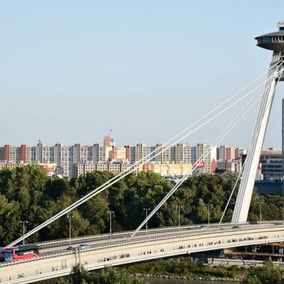 UFO Bratislava – The Ultimate Guide + Nearby Restaurants + Observation Deck!