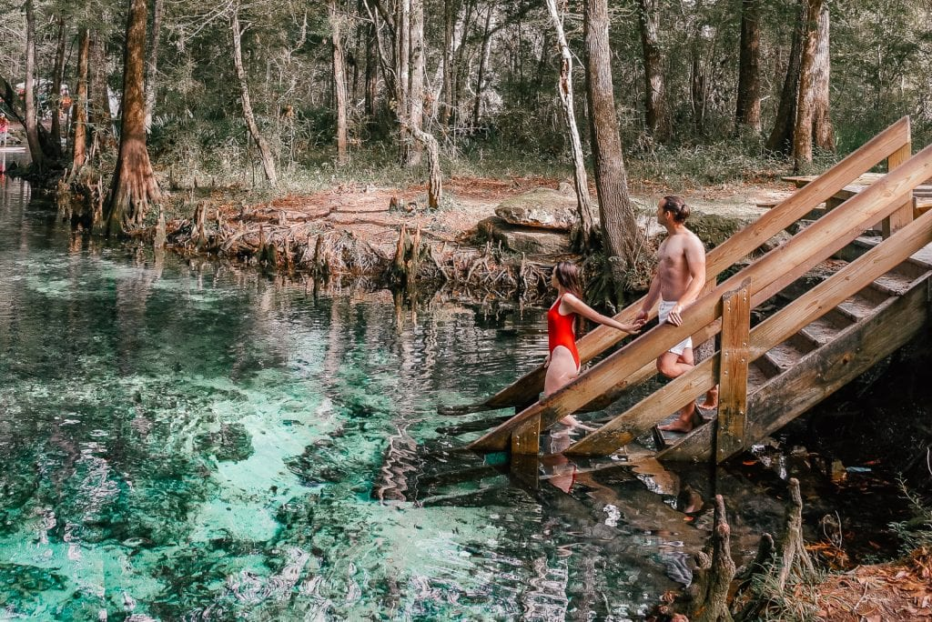 Ginnie Springs Tubing Florida | Photos to Inspire You to Visit This Year!