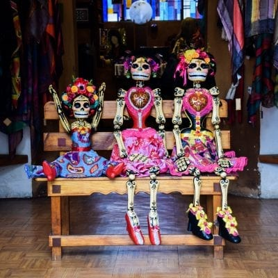 18 Hauntingly Beautiful Day of the Dead Costumes to Inspire You!
