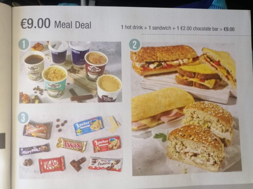ryanair-meals-review-fees