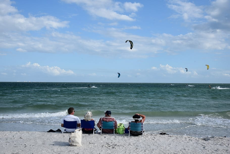 sanibel-beaches-Gulfside-City-Park-Beach