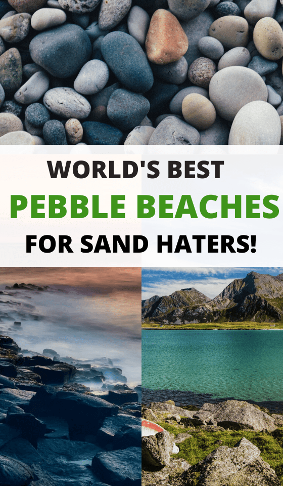 PEBBLE-BEACHES