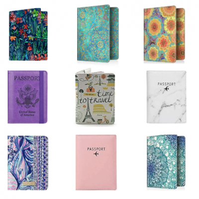 10 Cute Passport Holders to Pass Customs in Style