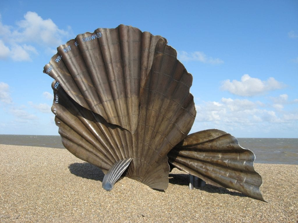 The-Scallop-Aldeburgh-Beach-Suffolk