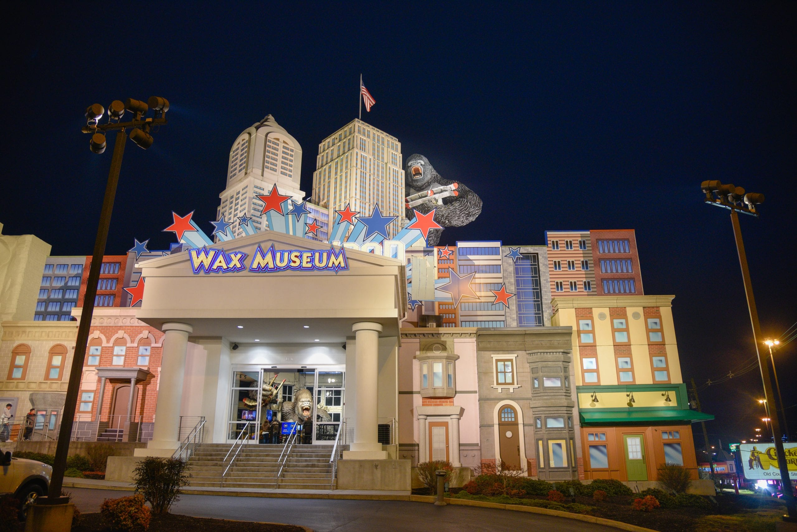 Pigeon-Forge-Itinerary-wax-museum