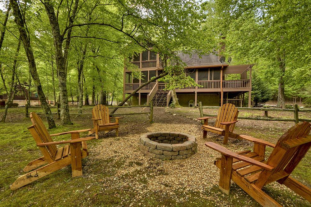 9 of the Most Romantic Cabins in Georgia USA