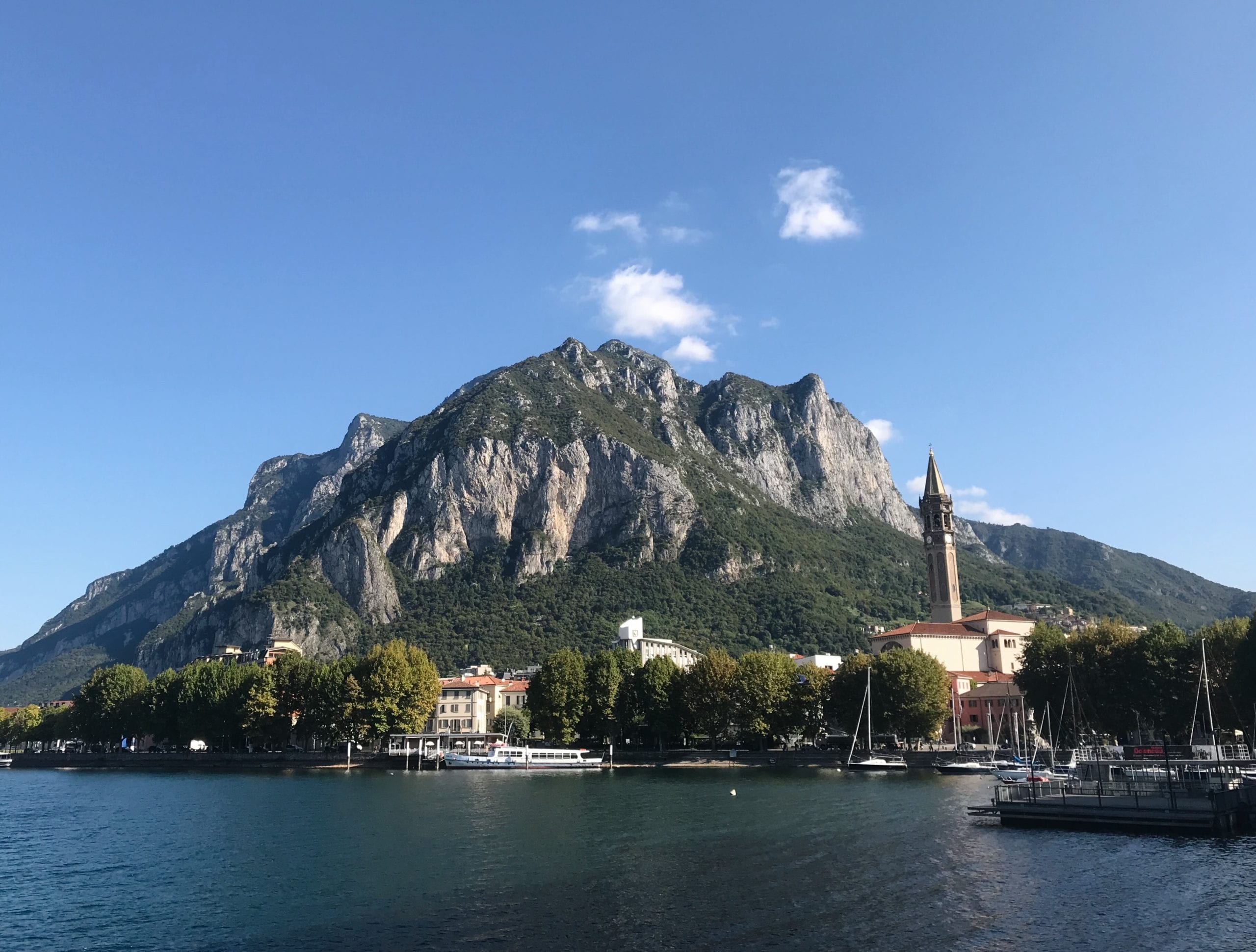 Lecco Towns in Lake Como