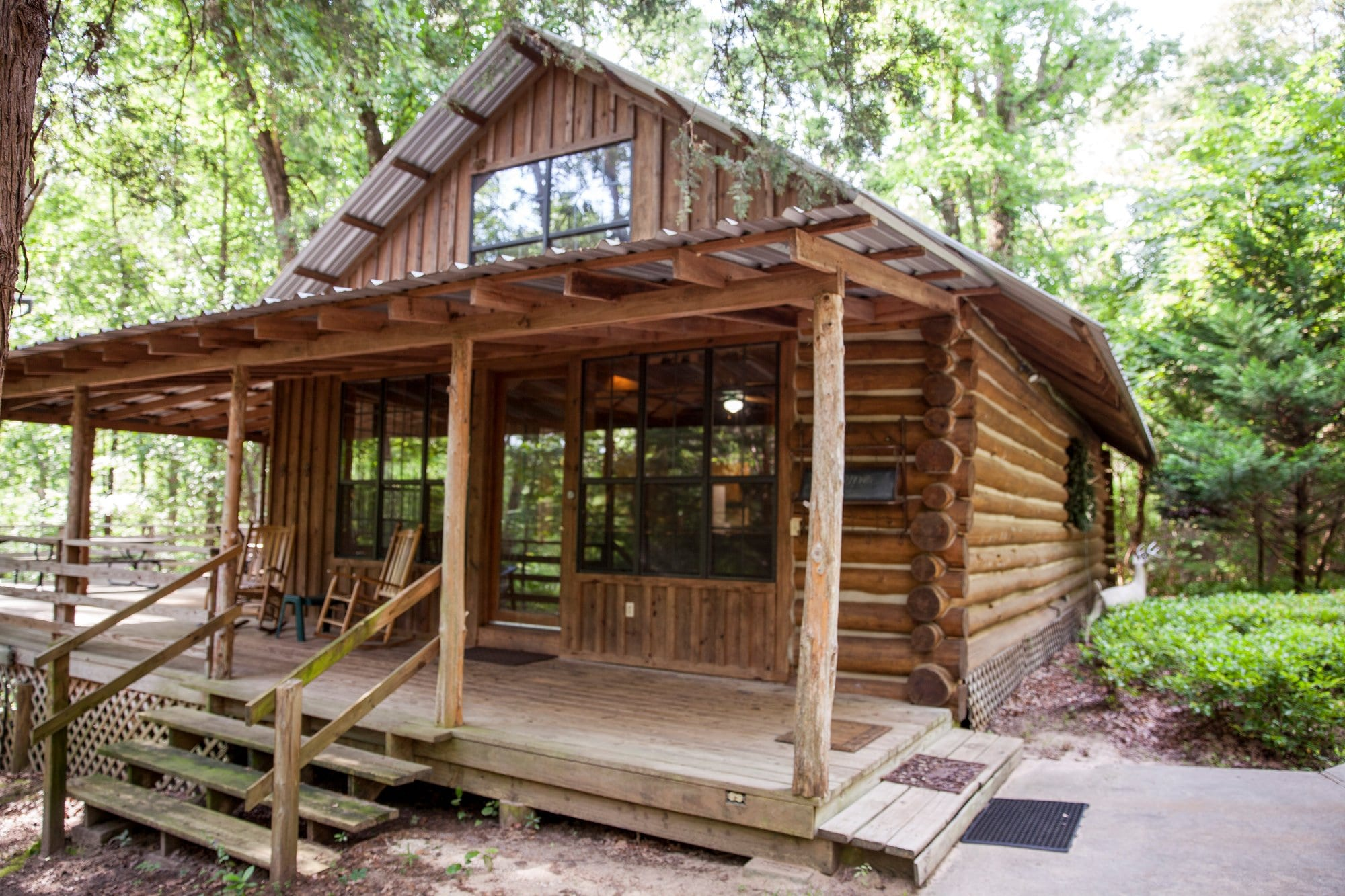 cabins-in-texas
